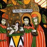 Taierea imprejur a Domnului - Icoane pe sticla Sapanta - Ioana Lutai - foto Cristina Nichitus Roncea
